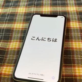 iPhonex 64GB シルバー
