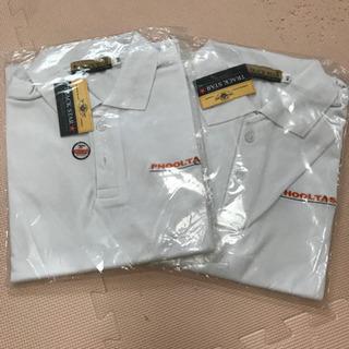 未開封メンズポロシャツ 38と40サイズ 2個セット