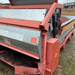 堆肥運搬、散布用搭載マニアスプレッダ中古品