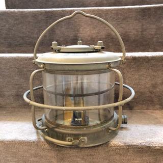 希少 1961年製 日本船燈 ボートランプ アンティーク  レトロ