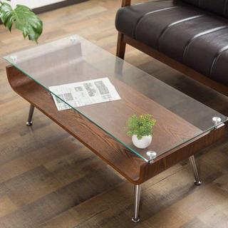 ニトリ テーブル ガラス