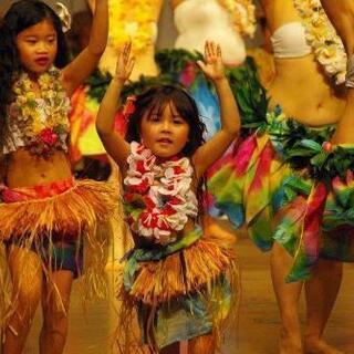 ♪タヒチアンダンス♪8月🔰子供無料体験会