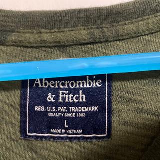 アバクロ Abercrombie&Fitch tシャツ