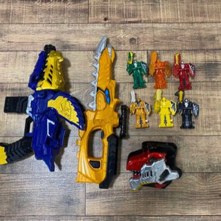 総額15000円程度 非売品込みリュウソウジャーおもちゃ一式まと...
