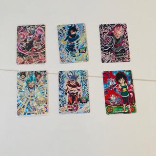 スーパードラゴンボールヒーローズのカード