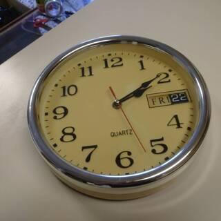 掛け時計(ジャンク)