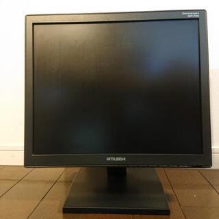 パソコンモニター17インチ 三菱RDT178S