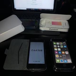 急ぎiPod touch第7世代 256GB スペースグレイ