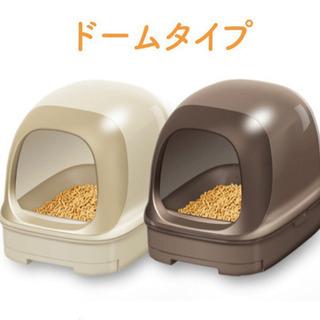 猫用システムトイレ+木製砂