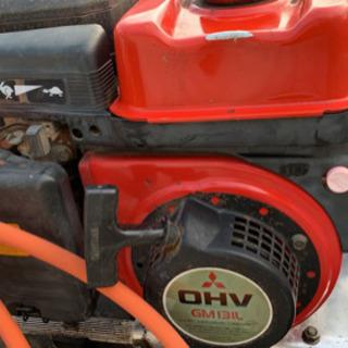 三菱GM131Lエンジンセット動噴4馬力中古品