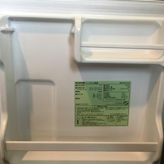 2018年製 IRIS OHYAMA(アイリスオーヤマ) 1ドア(45L)冷蔵庫  IRR-A051D-W - 売ります・あげます