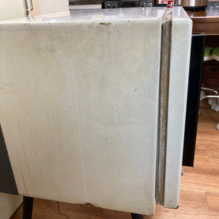 SANYO 冷蔵庫 SR-50A型 脚付き冷蔵庫  - 新宿区