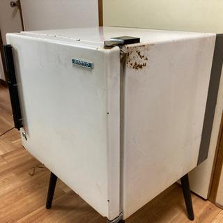 SANYO 冷蔵庫 SR-50A型 脚付き冷蔵庫
