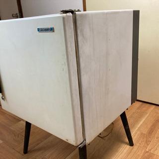 SANYO 冷蔵庫 SR-50A型 脚付き冷蔵庫  - 売ります・あげます