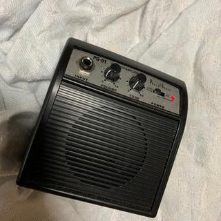 エレキギター ミニアンプ