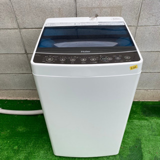 NO.f165 ハイアール2018 洗濯機