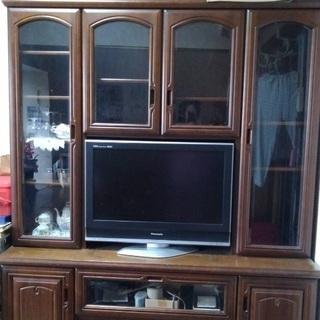 テレビ台あげます。
