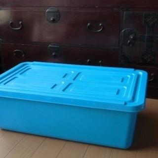 ◆収納ケース ブルー
