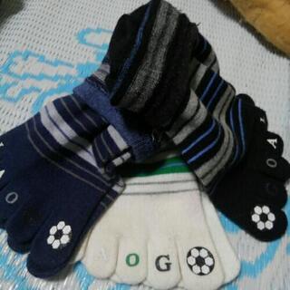 【新品未使用】子供用靴下