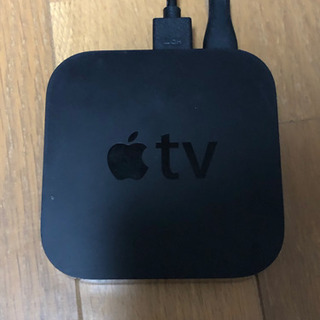 ※受渡者 決定しました※ Apple TV 第3世代?