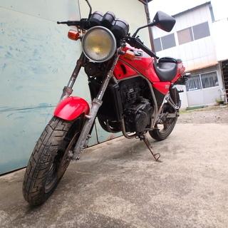 カワサキ バイク CS250 Kawasaki ジャンク品 書類...