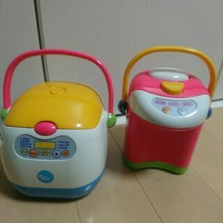 toyroyal トイロイヤル 炊飯器とポットセット