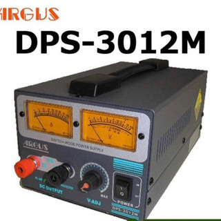 ARGUS(アーガス) 直流安定化電源 DPS-3012M 新品...