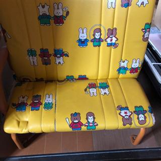 幼稚園バス 座席