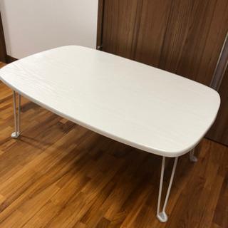 折りたたみテーブル YAMAZEN