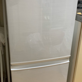 SHARP 冷蔵庫(引取りのみ)