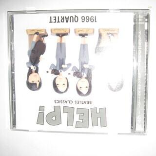 CD*ヘルプ!~ビートルズ・クラシックス*  1966カルケット