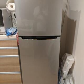 2016年製 ハイセンス 227L 冷蔵庫