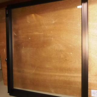 防音サッシ 引き違い窓(2枚)用 約101×約161cm ブラウ...
