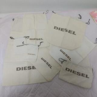 DIESEL 保存袋 10枚 オマケ付き