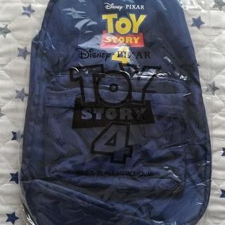 【Disny】Toystory4ロゴ入りリュックサック