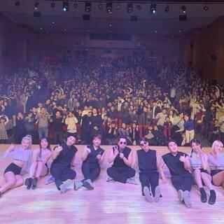 現役韓国ダンサーに教わるK-POPダンスレッスン(個人・グループ...