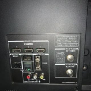 東芝 REGZA 50型