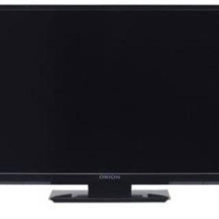 テレビ 24型 ORION製