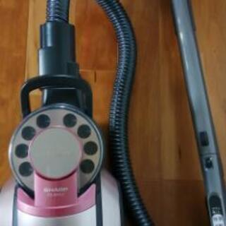 ジャンク品SHARP掃除機