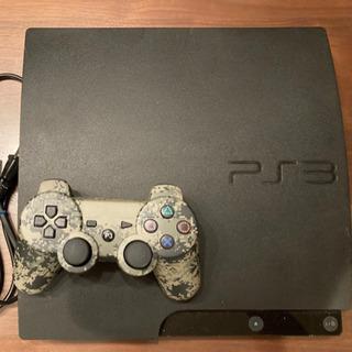 PS3本体 リモコン 電源ケーブル付