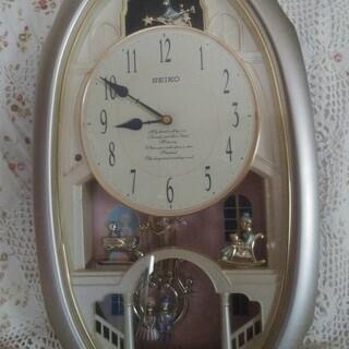 SEIKO  オルゴール壁掛け時計
