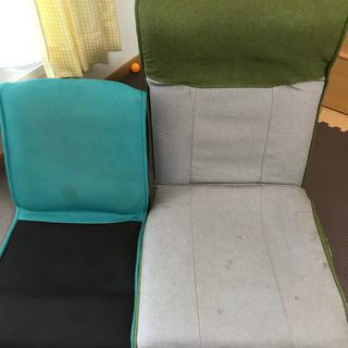 受渡者決定☆無料 親子座椅子セットの画像