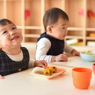 【保育園で調理のお仕事】子どもたちを笑顔に☆