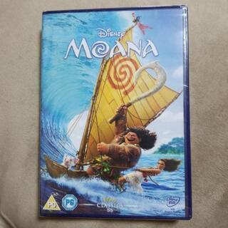 モアナと伝説の海DVD(トルコ語・英語版)新品未開封