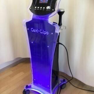 「美品」ダイエット用超音波機器 キャビリポ