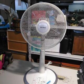 扇風機 ユアサ 2011年製  扇風機 30cm扇 ボタンスイッ...