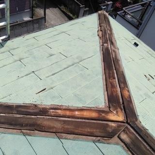 屋根雨漏り、外壁塗装工事