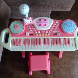 キティちゃんピアノ ジャンク