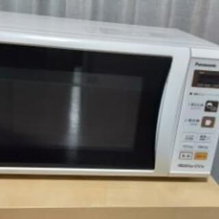電子レンジ 2016年製 Panasonic NE-EH229-W