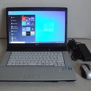 高速SSD120GB搭載 第二世代 Core i5-2520M ...